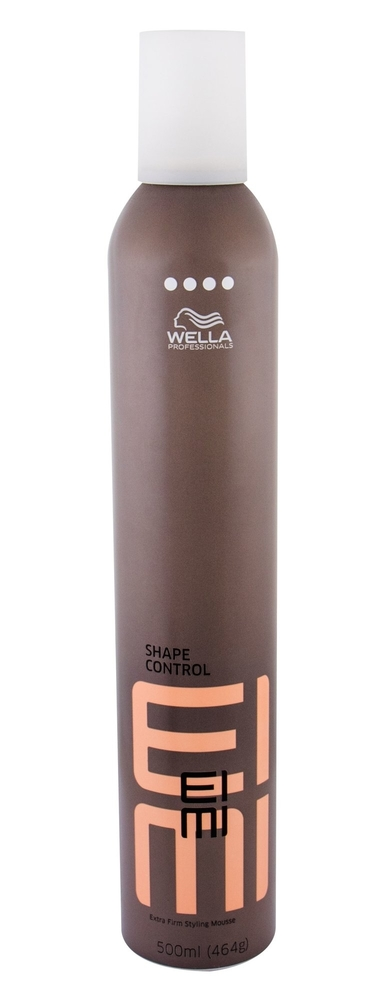 Wella Eimi Shape Control Hair Mousse 500ml (Strong Fixation)