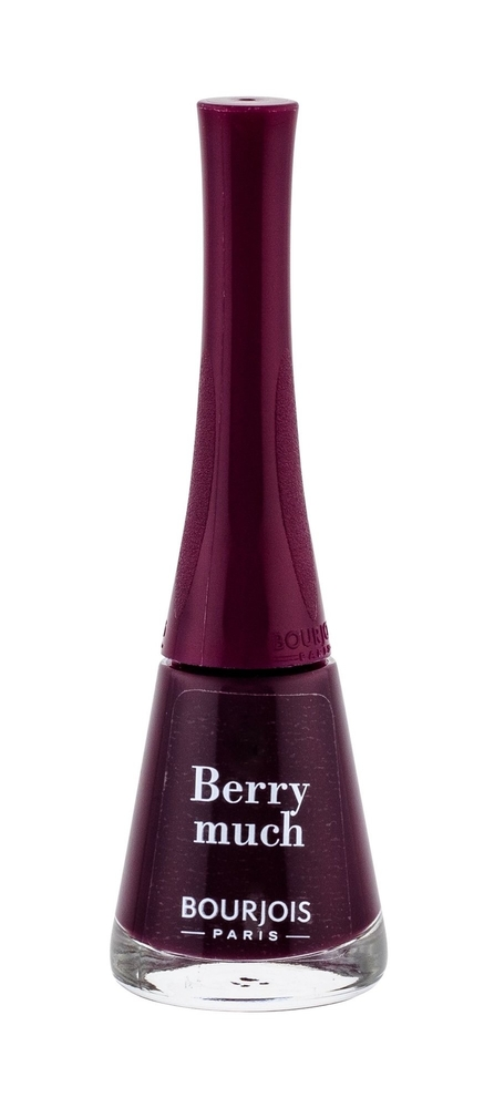 Bourjois Paris 1 Second Nail Polish 9ml 07 Berry Much oμορφια   μακιγιάζ   προϊόντα νυχιών   βερνίκια νυχιών