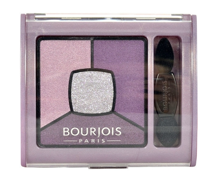 Bourjois Paris Smoky Stories Quad Eyeshadow Palette Eye Shadow 3,2gr 12 Sau-mondaine