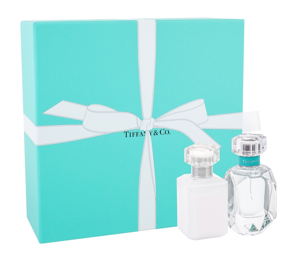 Tiffany & Co. Eau De Parfum 50ml Combo: Edp 50 Ml + Body Lotion 100 Ml
