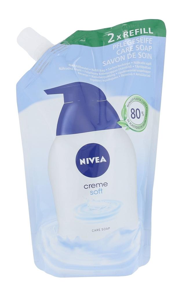 Nivea Creme Soft Care Soap Refill Liquid Soap 500ml