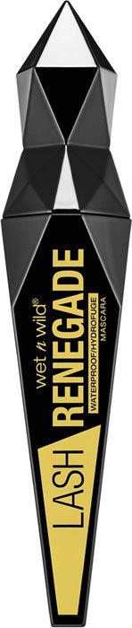 Wet N Wild Lash Renegade Mascara Waterproof Brazen Black 135A 8ml