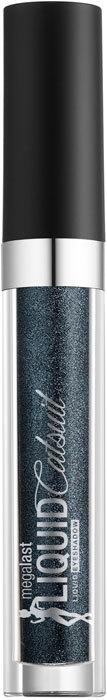Wet N Wild Megalast Liquid Catsuit Metallic Eyeshadow Gun Metal 567C 3,5ml