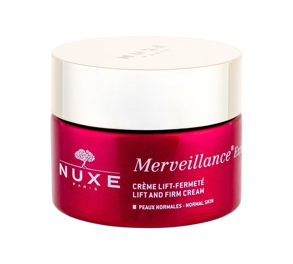 Nuxe Merveillance Expert Lift And Firm Day Cream 50ml (Normal - All Skin Types - Wrinkles - Mature Skin)