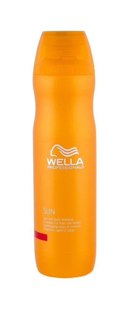 Wella Sun Shampoo 250ml (Sun Damaged Hair)