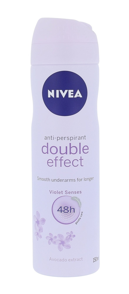 Nivea Double Effect 48h Antiperspirant 150ml (Deo Spray)