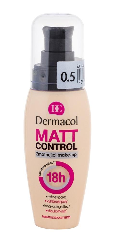Dermacol Matt Control Makeup 30ml 0.5