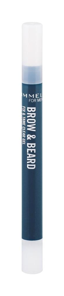 Rimmel London For Men Brow & Beard Eyebrow Mascara 2,2ml 001 Clear