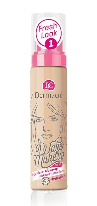 Dermacol Wake & Makeup Spf15 Makeup 30ml 2