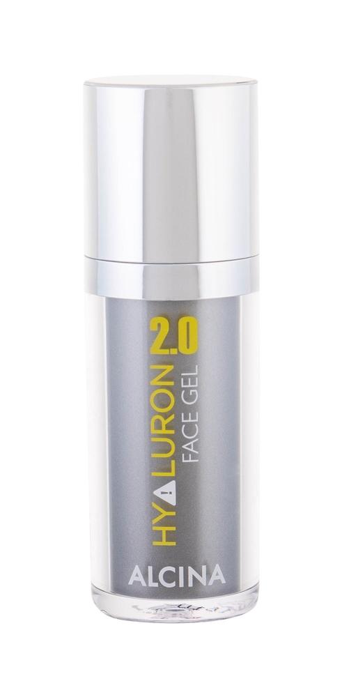 Alcina Hyaluron 2.0 Facial Gel 30ml (First Wrinkles - All Skin Types) oμορφια   πρόσωπο   καθαρισμός προσώπου