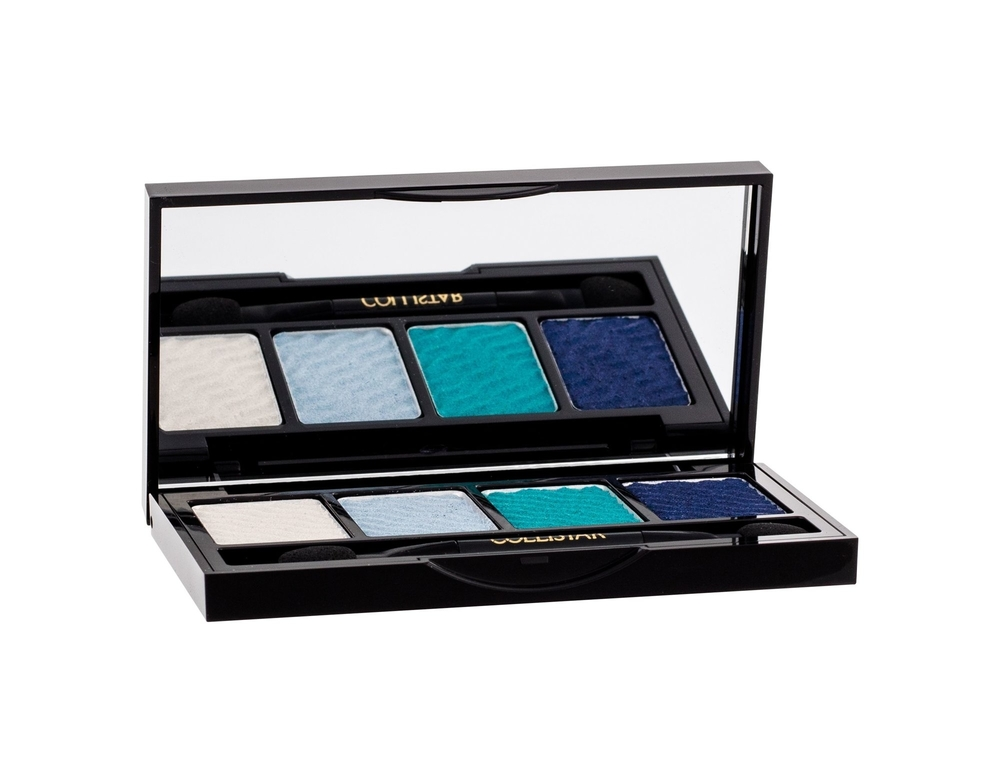 Collistar Portofino 4 Eye Shadow Palette Eye Shadow 5,6gr 2 Marine Enchantment