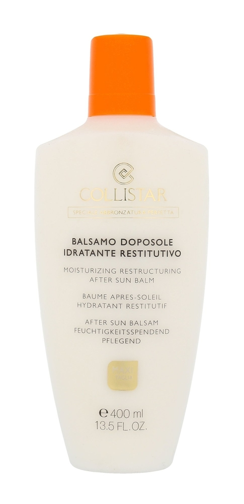 Collistar Special Perfect Tan Moisturizing Restructuring After Sun Balm After Su oμορφια   αντηλιακή προστασία   μαύρισμα   after sun