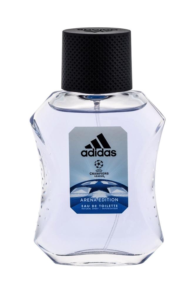 Adidas Uefa Champions League Arena Edition Eau De Toilette 50ml