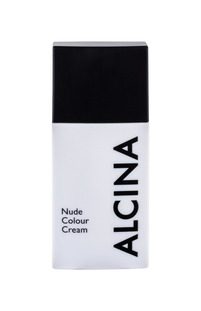 Alcina Nude Colour Day Cream 35ml Spf10 (All Skin Types - For All Ages)