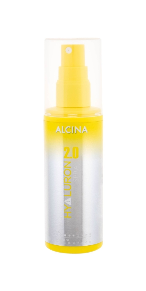 Alcina Hyaluron 2.0 For Heat Hairstyling 100ml