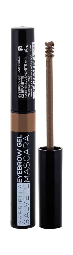 Gabriella Salvete Eyebrow Gel Eyebrow Mascara 6,5ml 01 Light Brown oμορφια   μακιγιάζ   μακιγιάζ ματιών   μολύβια φρυδιών