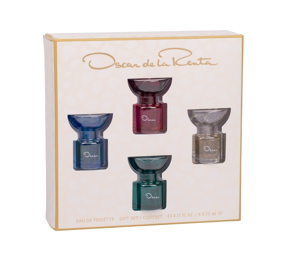Oscar De La Renta La Collection Oscar Eau De Toilette 4x7,5ml - Set