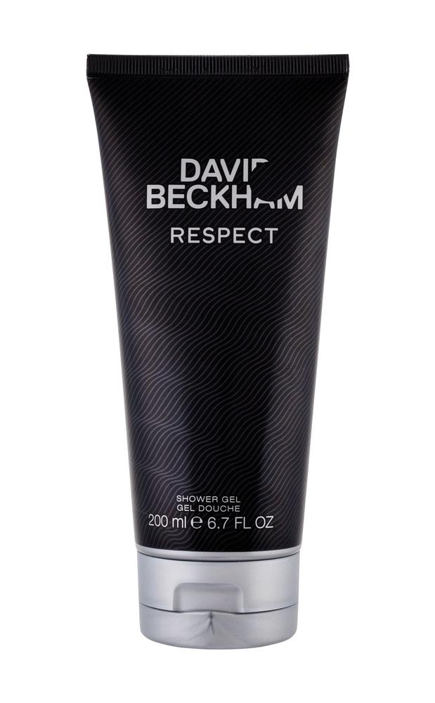 David Beckham Respect Shower Gel 200ml
