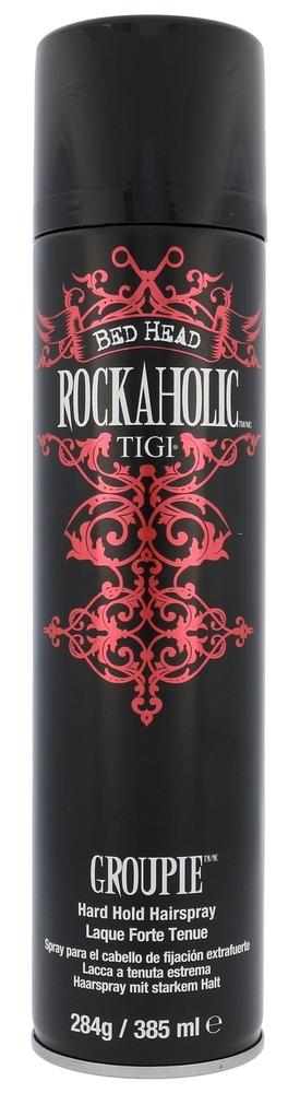 Tigi Rockaholic Groupie Hair Spray 385ml (Strong Fixation)