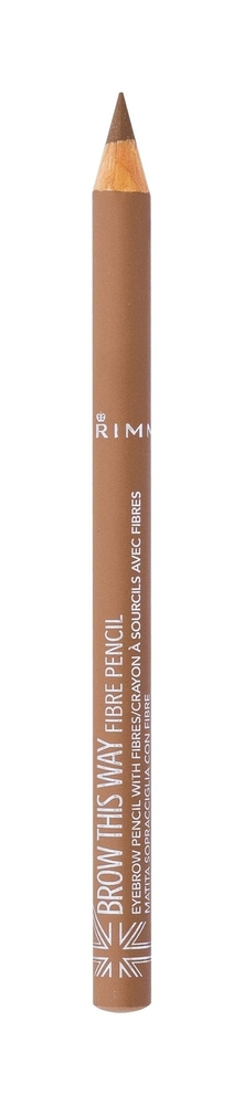 Rimmel London Brow This Way Fibre Pencil Eyebrow Pencil 1,08gr 001 Light