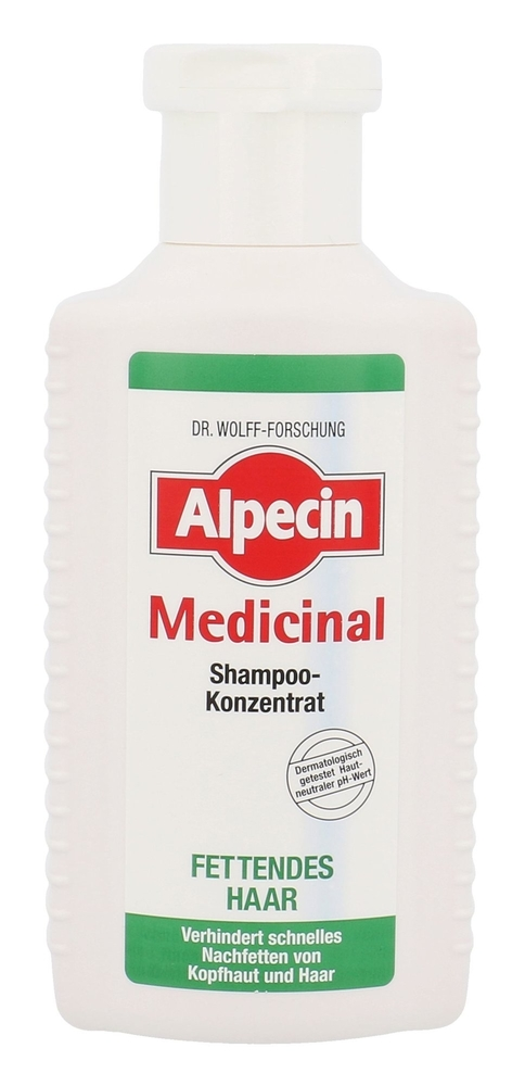 Alpecin Medicinal Shampoo 200ml (Fine Hair - Anti Hair Loss)