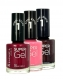 Rimmel London Super Gel Step1 Nail Polish 12ml 025 Urban Purple