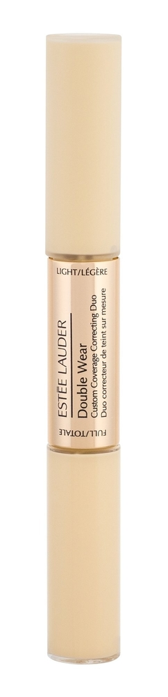 Estee Lauder Double Wear Custom Coverage Correcting Duo Corrector 10ml Yellow oμορφια   μακιγιάζ   μακιγιάζ προσώπου   concealer