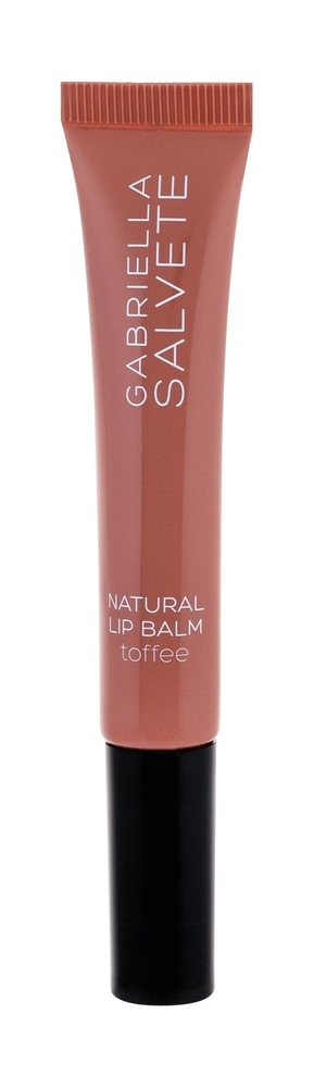 Gabriella Salvete Natural Lip Balm Lip Balm 9ml 04 Toffee (For All Ages) oμορφια   μακιγιάζ   μακιγιάζ χειλιών   lip care