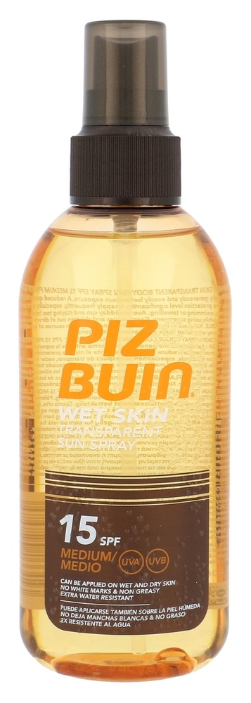 Piz Buin Wet Skin Sun Body Lotion 150ml Waterproof Spf15 oμορφια   αντηλιακή προστασία   αντηλιακά σώμα πρόσωπο   αντηλιακά