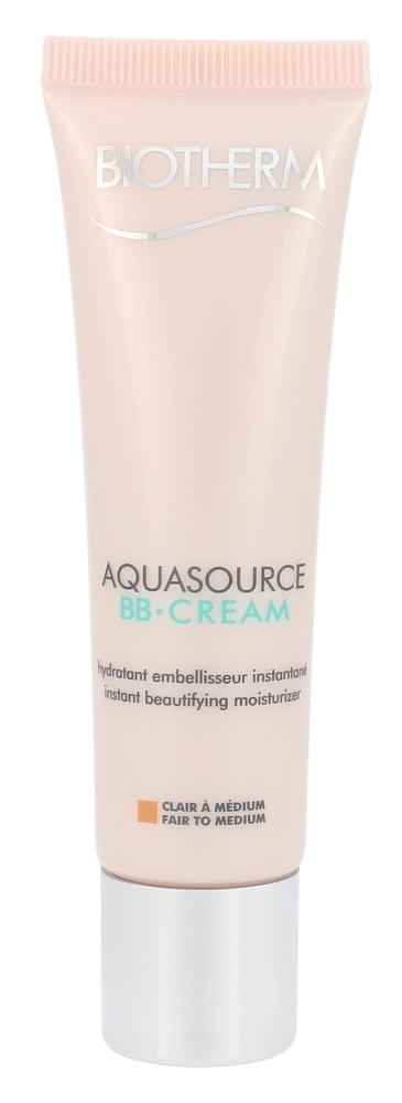 Biotherm Aquasource BB Cream 30ml Tester Fair To Medium