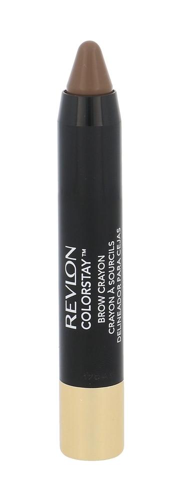 Revlon Colorstay Brow Crayon Eyebrow Pencil 2,6gr 310 Soft Brown