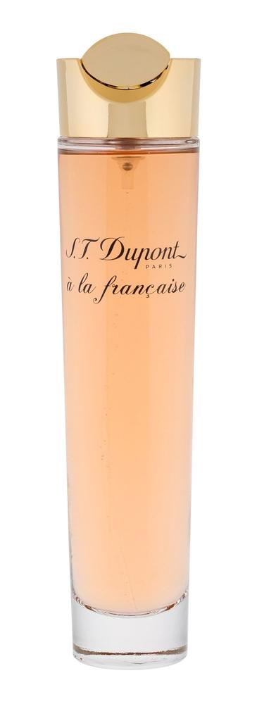 S.t. Dupont A La Francaise Eau De Parfum 100ml oμορφια   αρώματα   αρώματα γυναικεία
