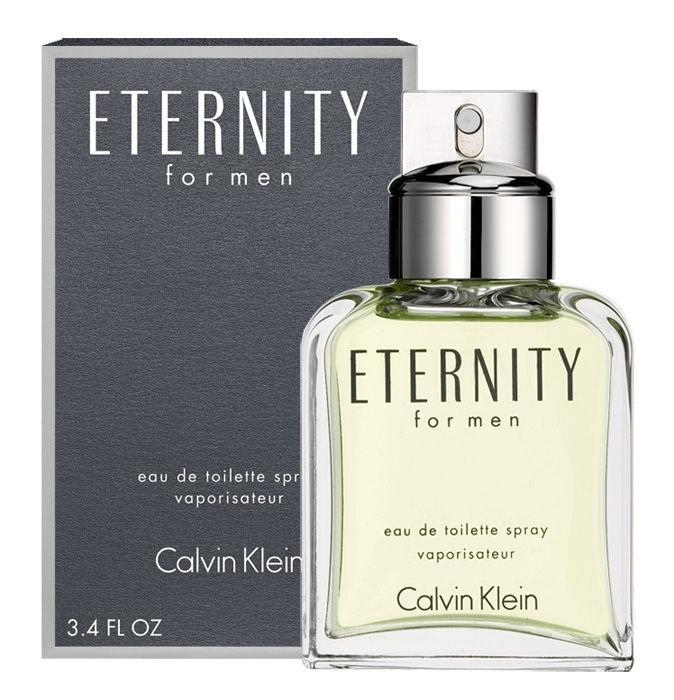 Calvin Klein Eternity Eau De Toilette 15ml For Men