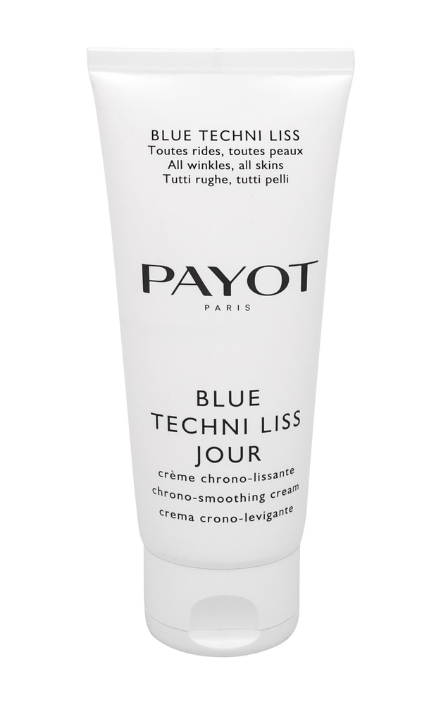 Payot Blue Techni Liss Jour Day Cream 100ml (All Skin Types - For All Ages)