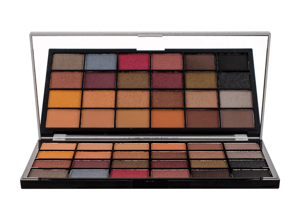 Makeup Revolution Life on the Dancefloor After Party eyeshadow palette V4