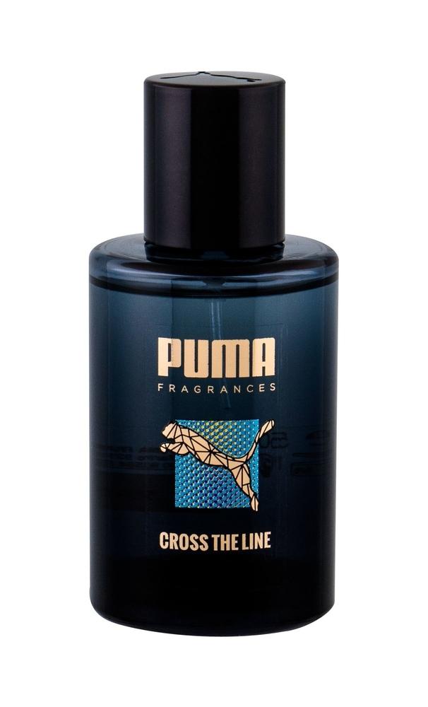 Puma Cross The Line Eau De Toilette 50ml