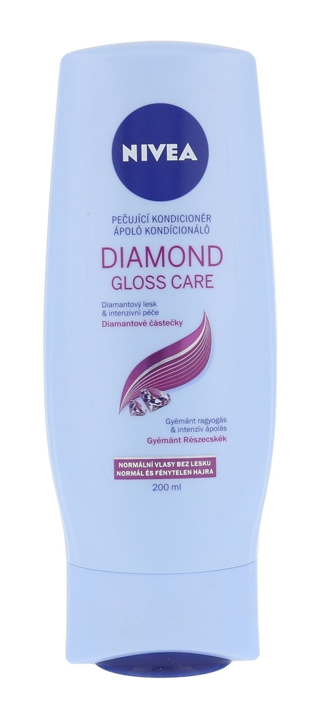 Nivea Diamond Gloss Care Conditioner 200ml (All Hair Types)