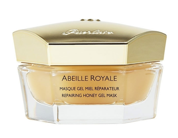 Guerlain Abeille Royale Repairing Honey Gel Mask Face Mask 50ml (All Skin Types  oμορφια   πρόσωπο   μάσκες ομορφιάς