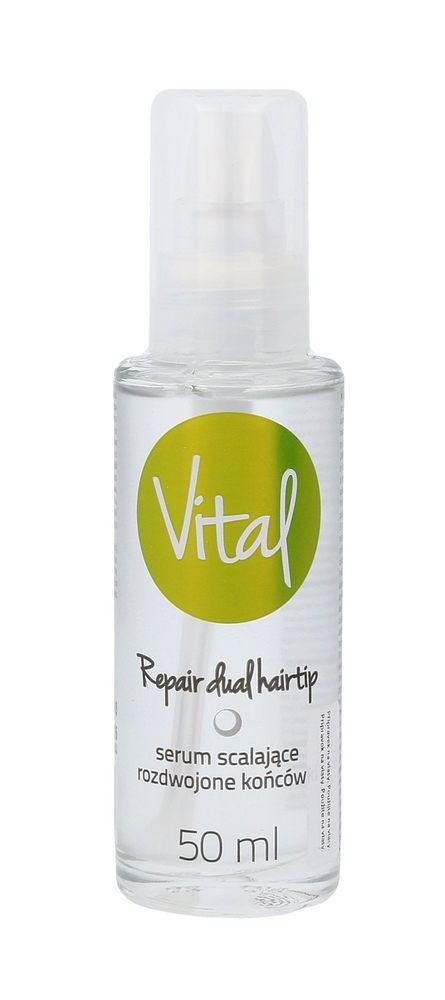 Stapiz Vital Dual Hairtip Serum Hair Oils And Serum 50ml (Damaged Hair)