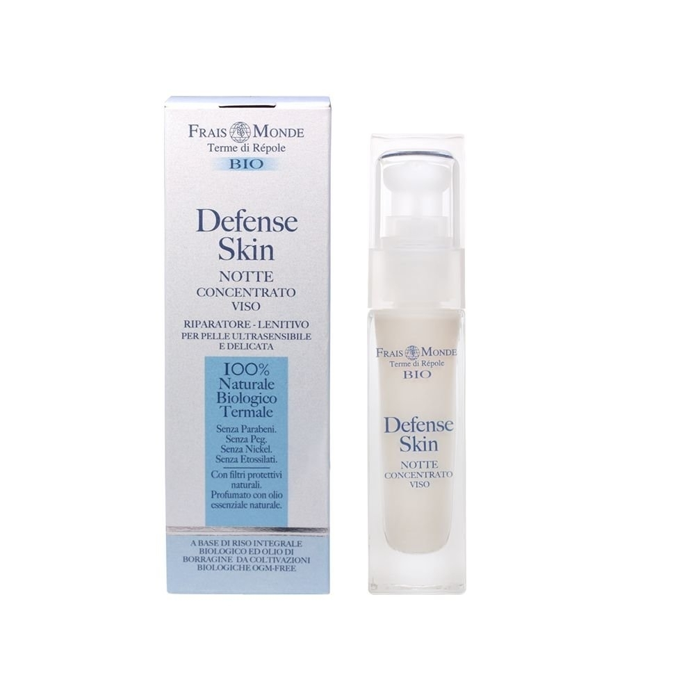 Frais Monde Defense Skin Night Concentrate Skin Serum 30ml (Bio Natural Product  oμορφια   πρόσωπο   serum