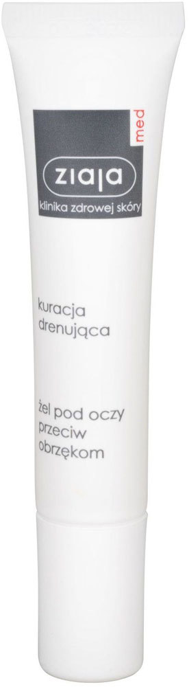 Ziaja Med Eye Treatment Anti-Puffiness Eye Gel 15ml (For All Ages)