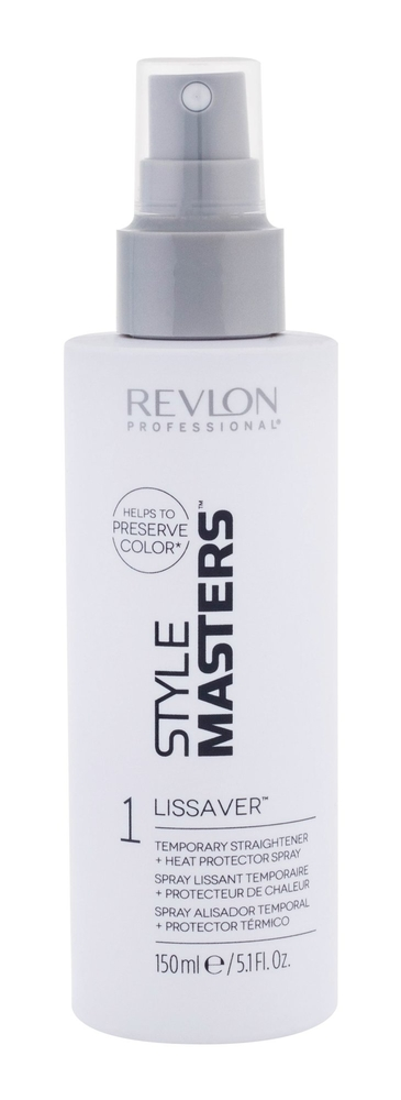 Revlon Professional Style Masters Lissaver For Heat Hairstyling 150ml oμορφια   μαλλιά   φροντίδα μαλλιών   προστασία μαλλιών