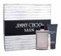 Jimmy Choo Man Eau De Toilette 100ml Combo: Edt 100 Ml + Edt 7,5 Ml + Aftershave Balm 100 Ml