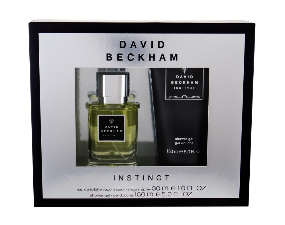 David Beckham Instinct Eau De Toilette 30Ml & 150Ml Shower Gel