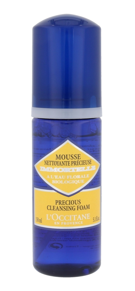 L/occitane Immortelle Precious Cleansing Mousse 150ml (All Skin Types)