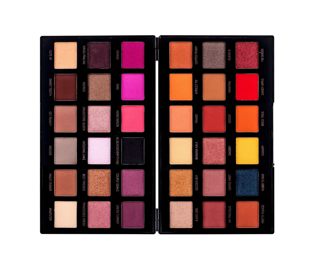 Makeup Revolution London By Petra Eye Shadow 28,8gr