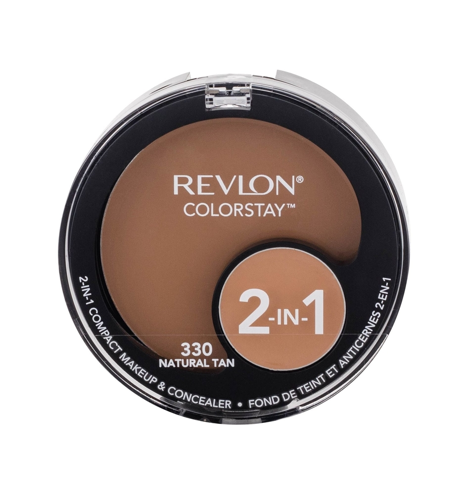 Revlon Colorstay 2-in-1 Makeup 12,3gr 330 Natural Tan