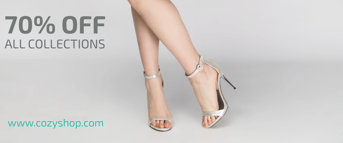 clearance cozy eshop | ladies shoes | up to 70%
