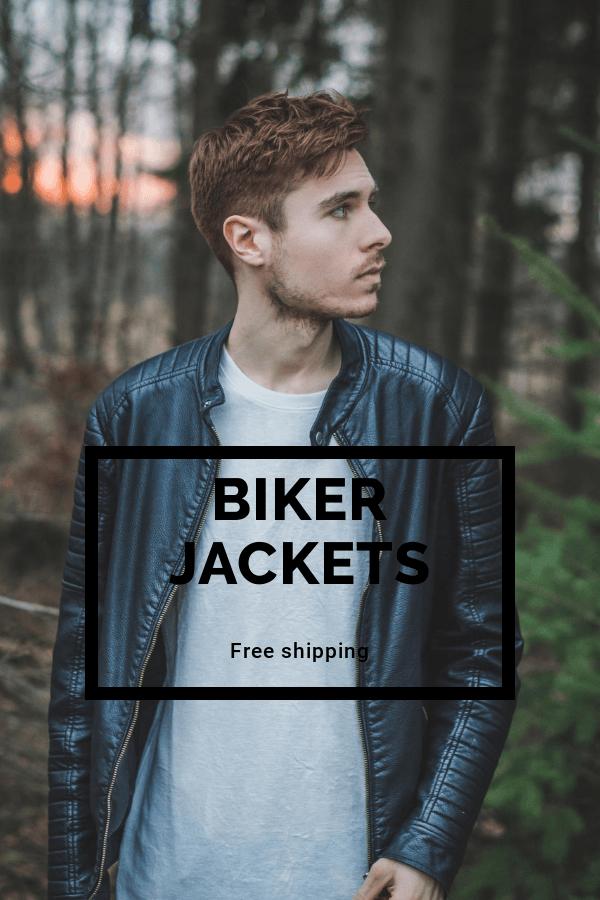 Biker Jacket | COZYman