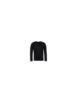 Ανδρική Πλεκτή Μπλούζα με Διακοσμητικό Φερμουάρ